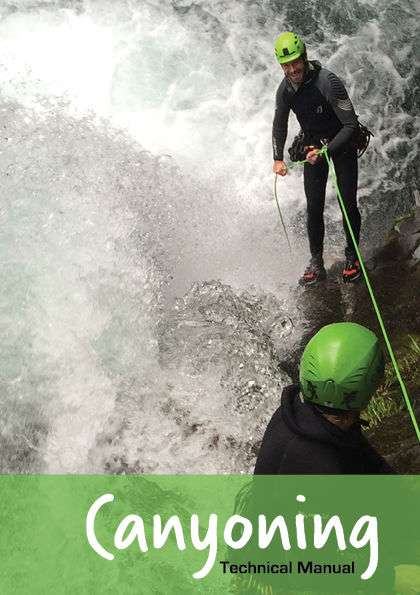CANYONING - TECHNICAL MANUAL